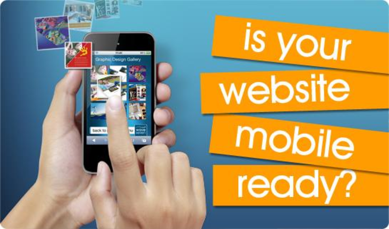 mobile ready website